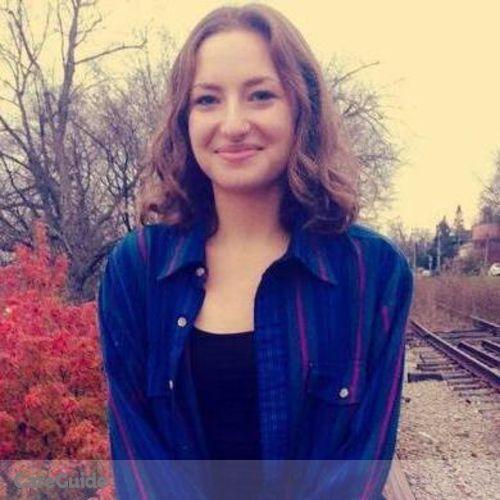 Canadian Nanny Provider Mona Farah's Profile Picture