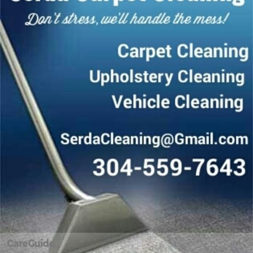 Housekeeper Provider Serda Cleaning's Profile Picture