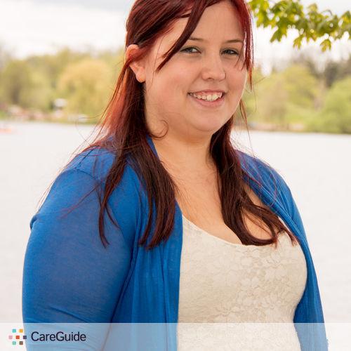 Pet Care Provider Sarah Crowe's Profile Picture