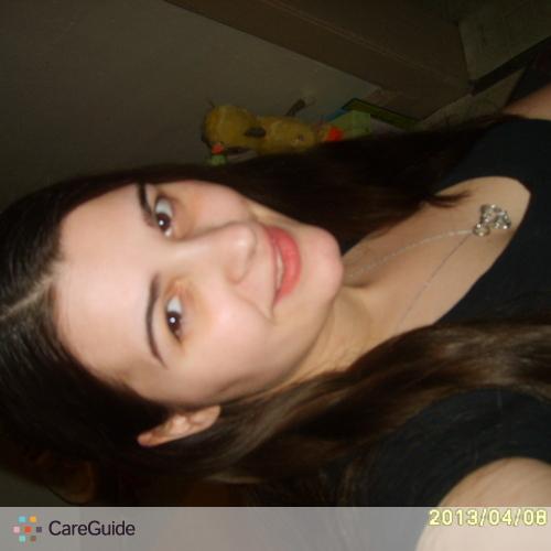 Child Care Job Ashley Matias's Profile Picture