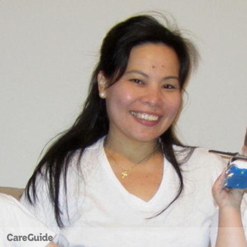Canadian Nanny Provider Carmenila Pellazo's Profile Picture
