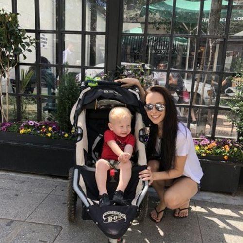 Child Care Provider Kendall F's Profile Picture