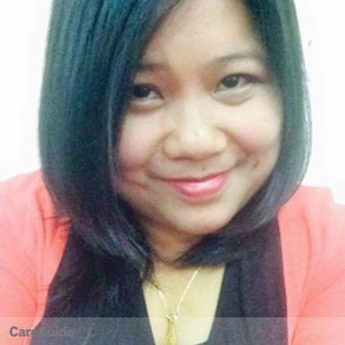 Canadian Nanny Provider Gemma Salvino's Profile Picture