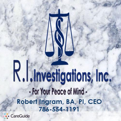 Child Care Provider Robert Ingram's Profile Picture