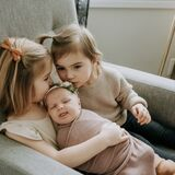 Three little girls looking for a part time nanny.