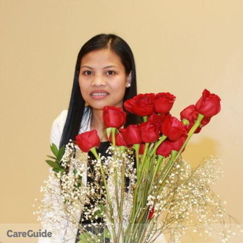 Canadian Nanny Provider Christine Curiano's Profile Picture