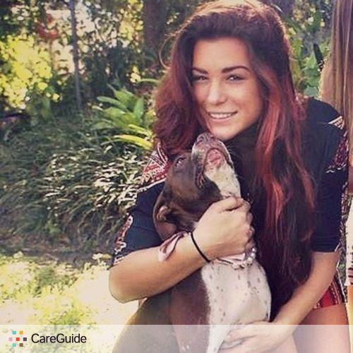 Pet Care Provider Alexandra Davis's Profile Picture