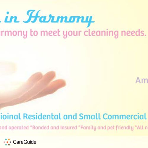 Housekeeper Provider Angels in Harmony's Profile Picture