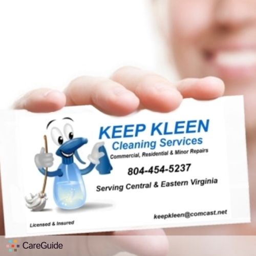 Housekeeper Provider Keep Kleen's Profile Picture