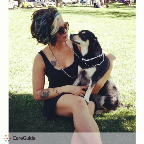 Pet Care Provider Alexandra Sierp's Profile Picture