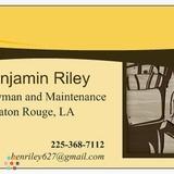 Handyman Service in Baton Rouge