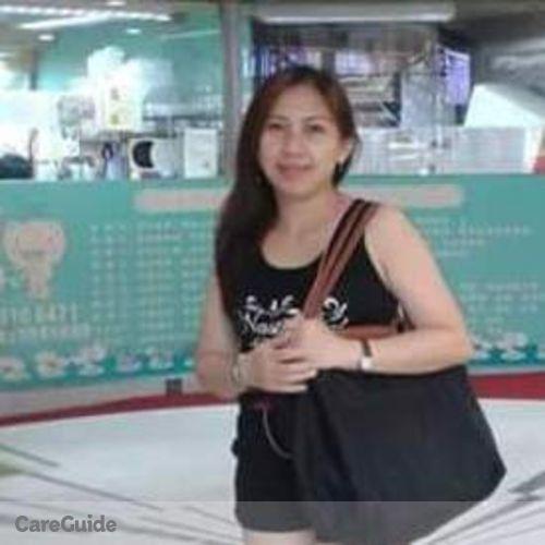 Canadian Nanny Provider Maria Cristina Valles's Profile Picture