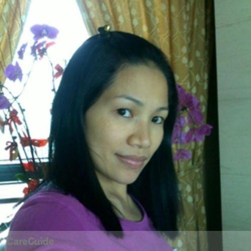 Canadian Nanny Provider Dionesia Meliano's Profile Picture