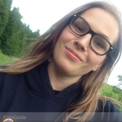 Canadian Nanny Provider Morgan B's Profile Picture