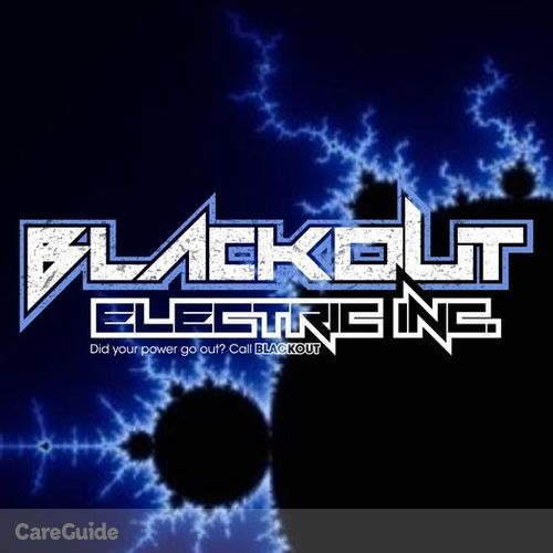 Electrician Job Blackout Electric's Profile Picture