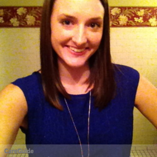 Canadian Nanny Provider Brittney Puttaert's Profile Picture