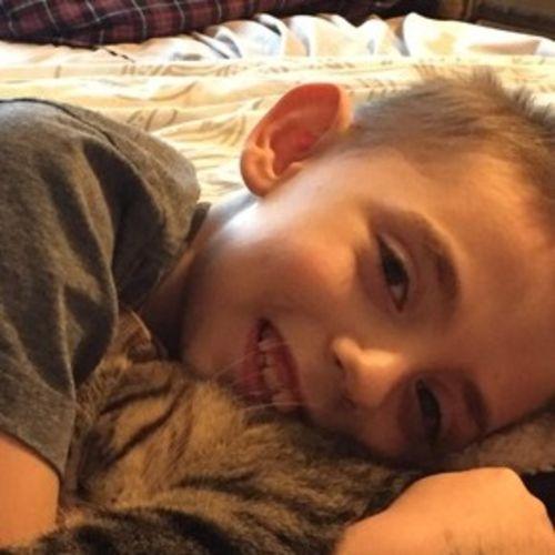 Child Care Job Elisha Grant's Profile Picture