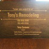 Tony's landscaping