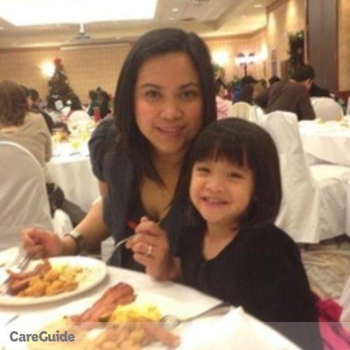 Canadian Nanny Provider Kristine E's Profile Picture