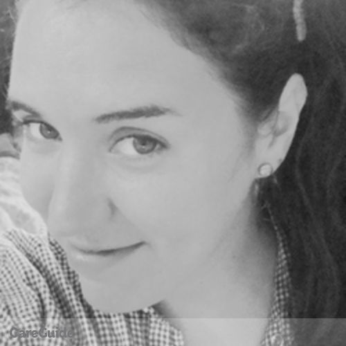 Canadian Nanny Provider Jenny Lee B's Profile Picture