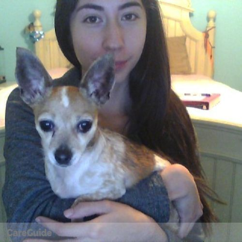 Pet Care Provider Ruby Perez's Profile Picture