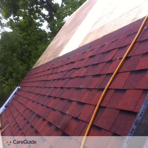 Roofer Provider Mike M's Profile Picture