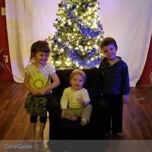 Child Care Job Aleshia S's Profile Picture
