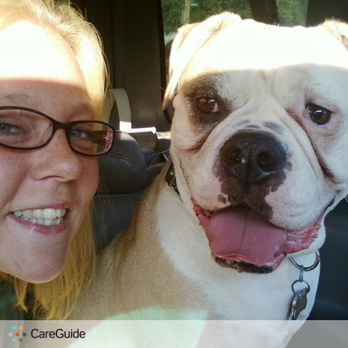 Pet Care Provider Stephanie Lechner's Profile Picture