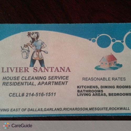 Housekeeper Provider Livier Santana's Profile Picture