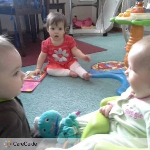 Child Care Provider Ella B's Profile Picture