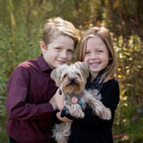 Part-time child care for 2 great kids (3:15 p.m. - 5:30 p.m. daily)