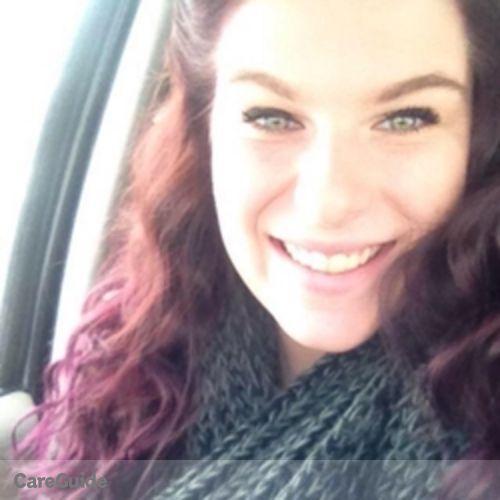 Canadian Nanny Provider Megan M's Profile Picture