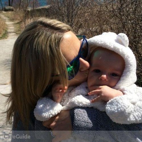 Canadian Nanny Job Camilla Shaw's Profile Picture