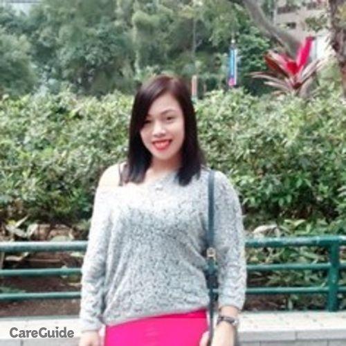 Canadian Nanny Provider Diana Rose Soriano's Profile Picture