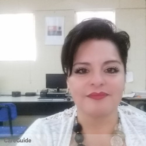 Housekeeper Provider Liliana Castelo's Profile Picture