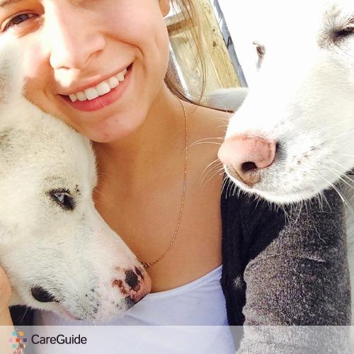 Pet Care Provider Savannah McLeod's Profile Picture