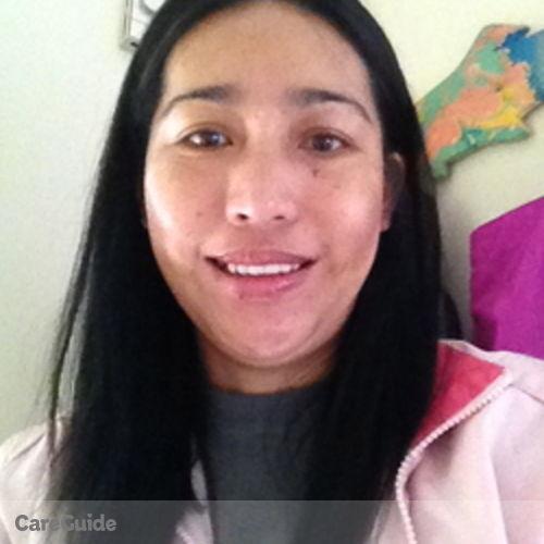 Canadian Nanny Provider Nelly D's Profile Picture