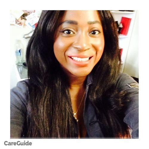 Canadian Nanny Provider Antoinette Okai-Koi's Profile Picture