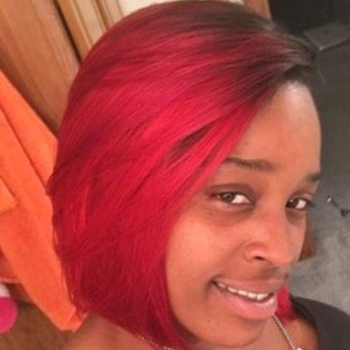 Child Care Job Tanisha Washington's Profile Picture