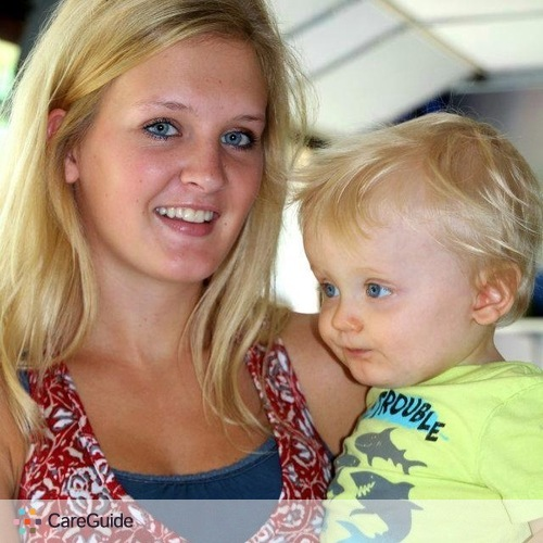 Child Care Provider Arika J's Profile Picture