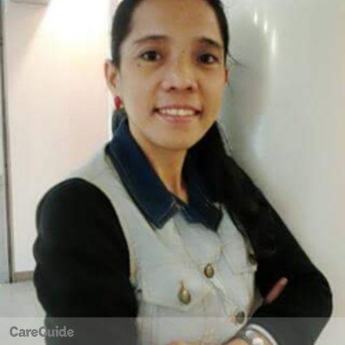 Canadian Nanny Provider Maria Gloria Docena's Profile Picture