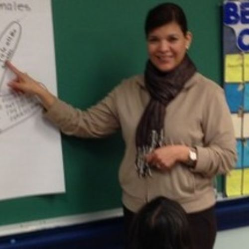 Child Care Provider Rosa Navarro's Profile Picture