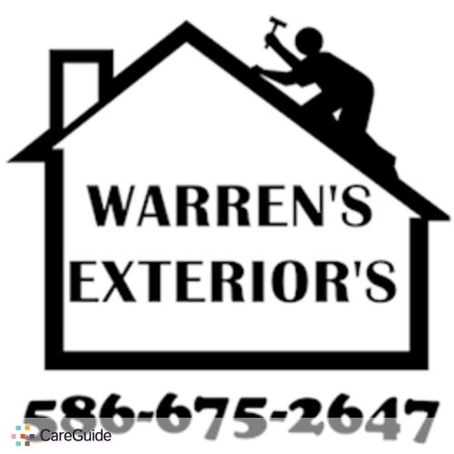 Roofer Job Lon Warren's Profile Picture