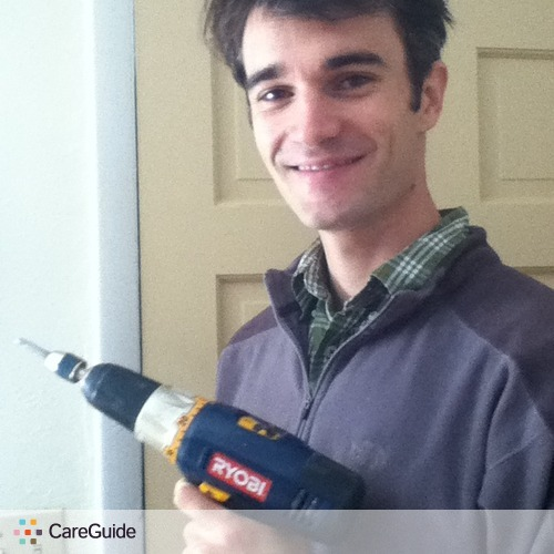 Handyman Provider Nick Johnson's Profile Picture