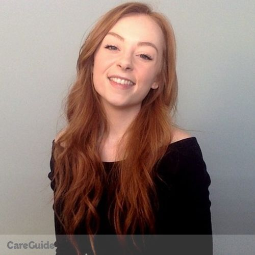 Canadian Nanny Provider Quinn C's Profile Picture