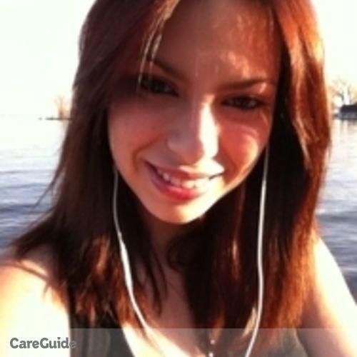 Canadian Nanny Provider Mileny Zumeta Llabona's Profile Picture