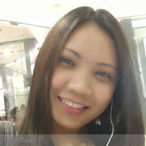 Canadian Nanny Provider Marissa Conde's Profile Picture