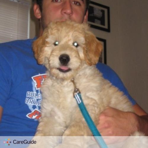 Pet Care Provider David D's Profile Picture