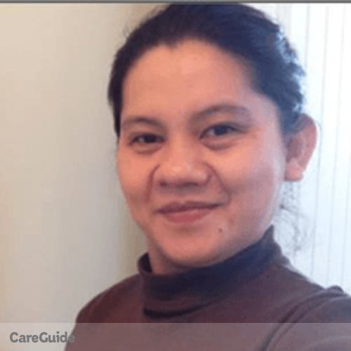 Canadian Nanny Provider Elizabeth Capulong's Profile Picture