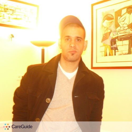 Pet Care Provider Freddie Vargas's Profile Picture